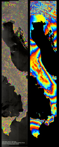 Sentinel 1 IW tropopsheric estimation